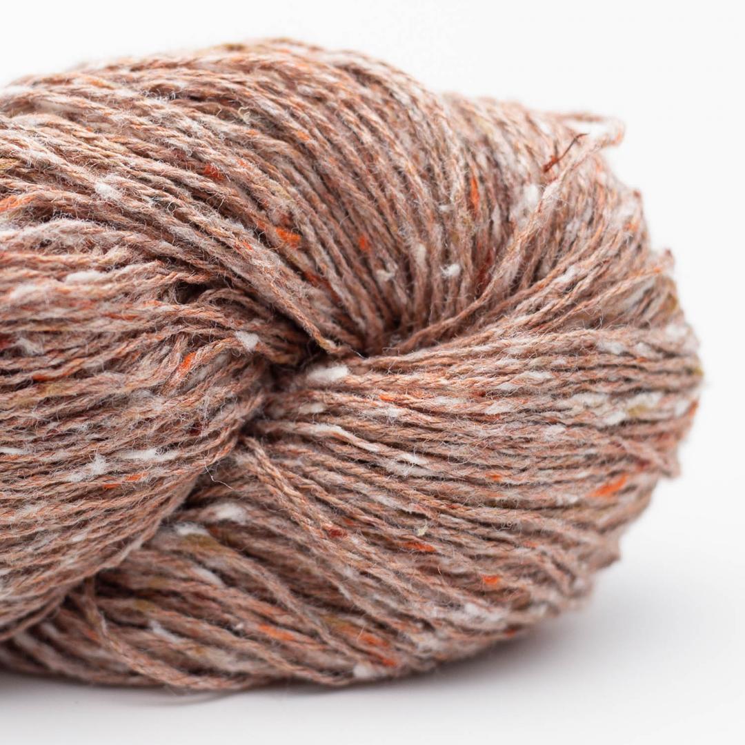 BC Garn Tussah Tweed browny-mix
