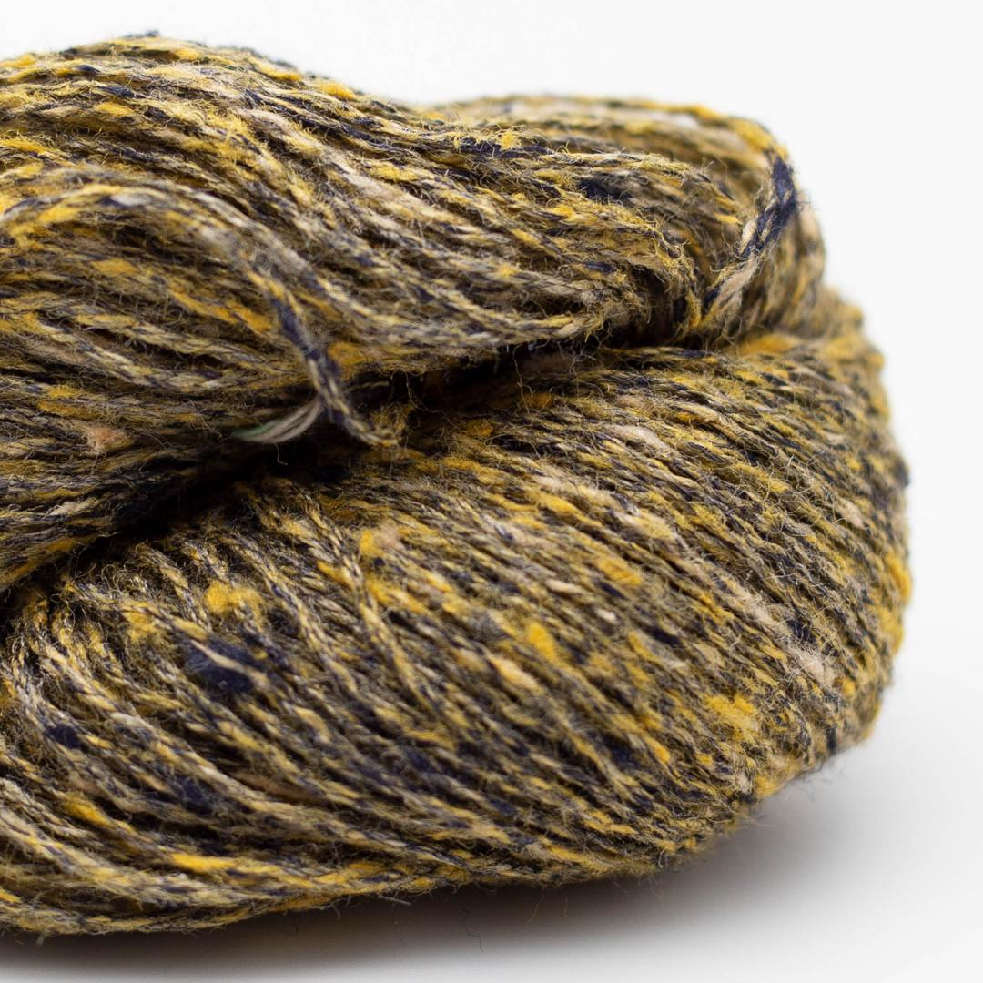 BC Garn Tussah Tweed yellow-gold-mix