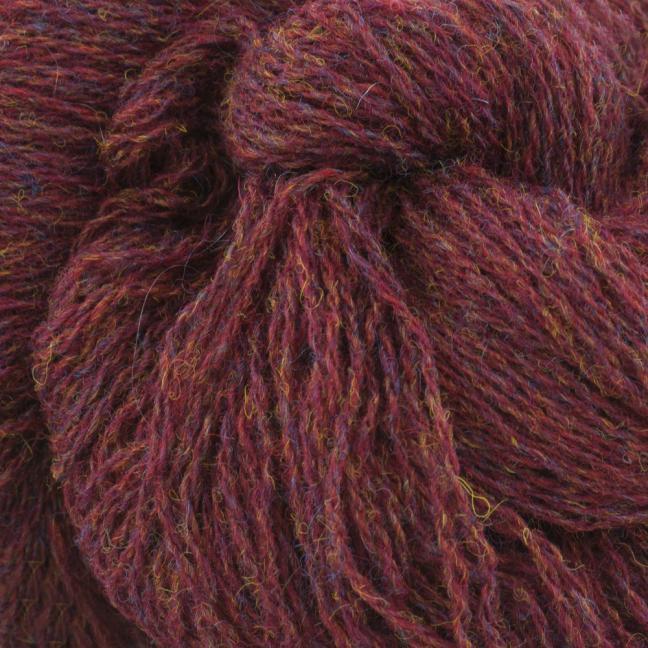 BC Garn Shetland Wool Tomate