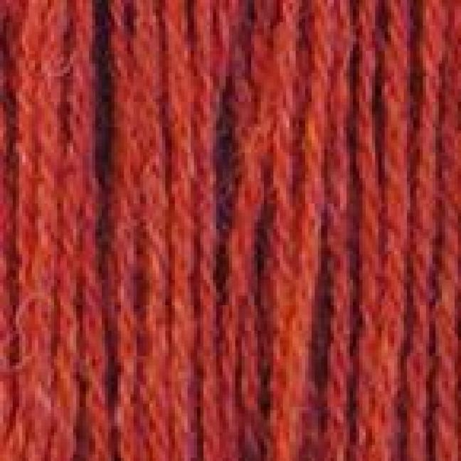 BC Garn Shetland Wool Rostrot