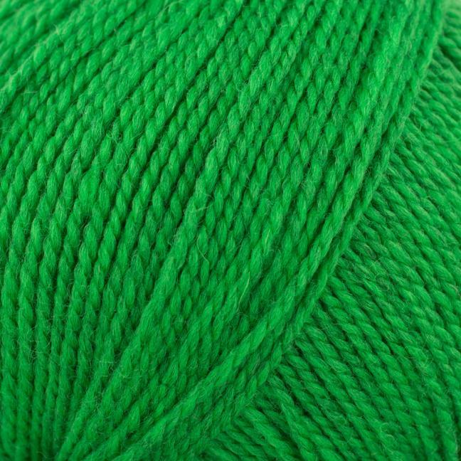 BC Garn Semilla Ökowolle grasgrün