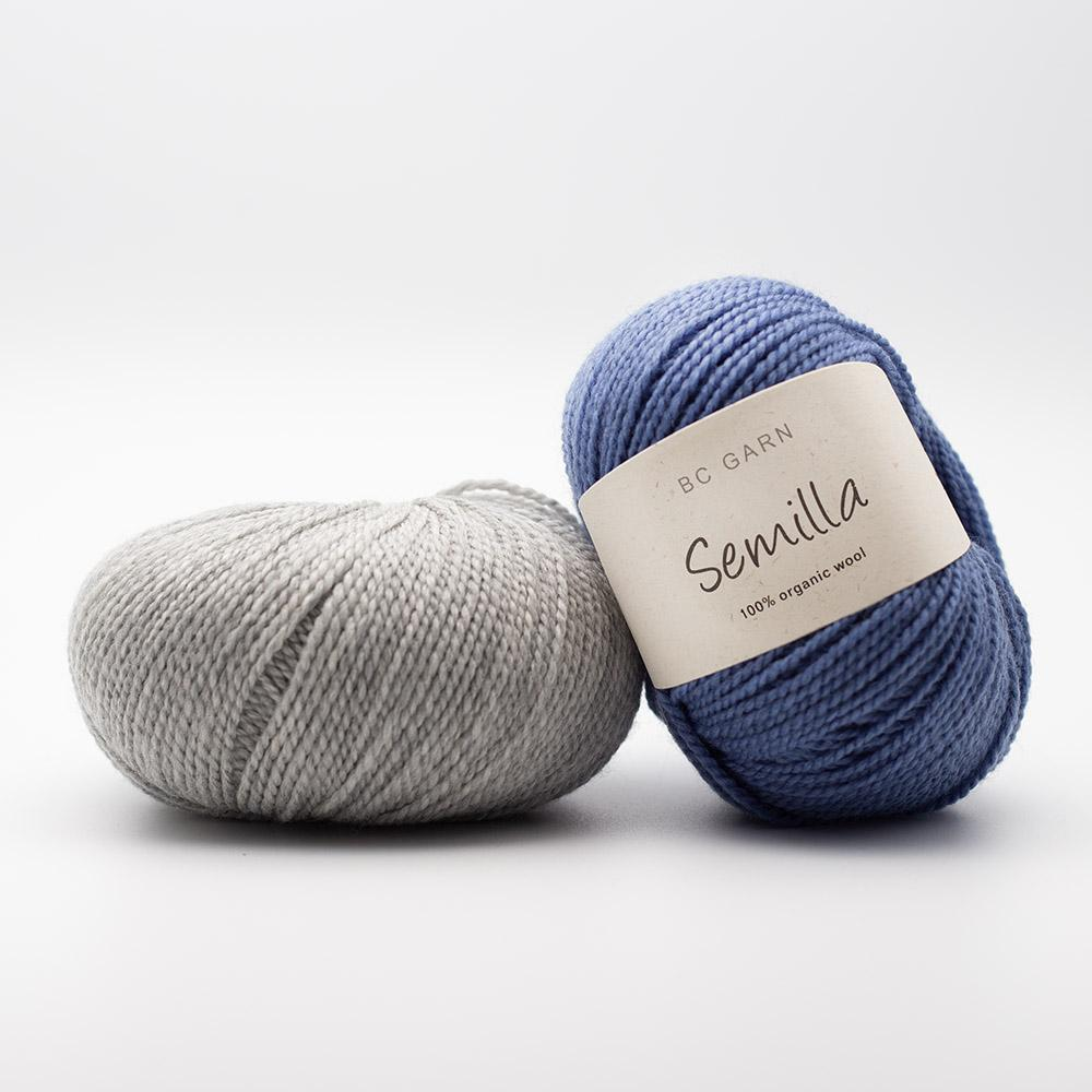 BC Garn Semilla  Weiß