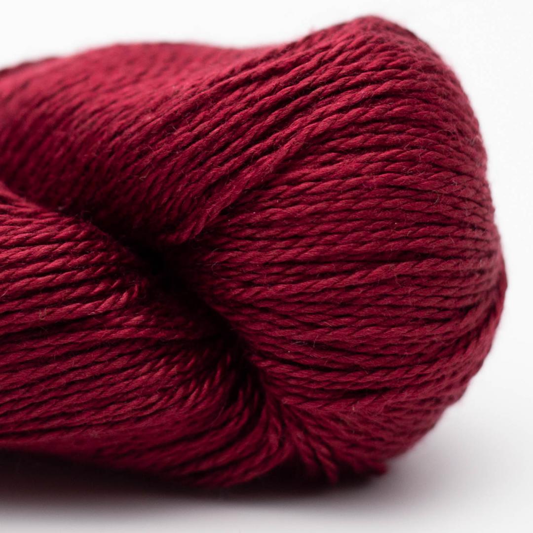 BC Garn Jaipur Silk Fino Kirsche