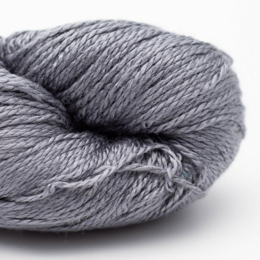 BC Garn Jaipur Silk Fino medium grey