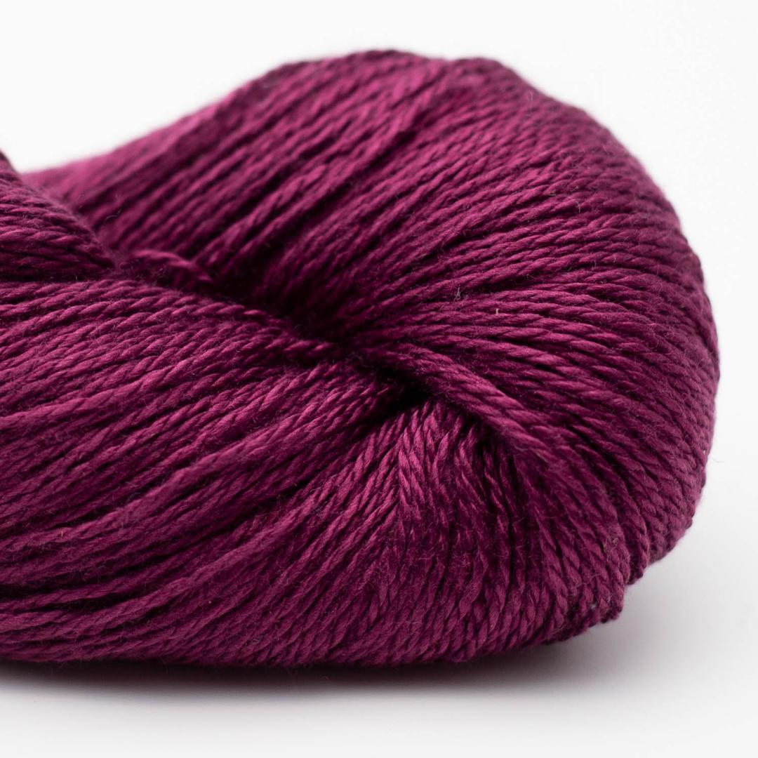 BC Garn Jaipur Silk Fino Bordeaux