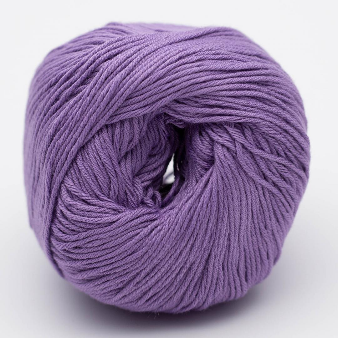 BC Garn Alba GOTS zertifiziert lavendel