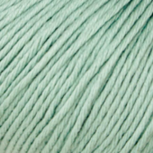BC Garn Alba GOTS zertifiziert Mint semi solid