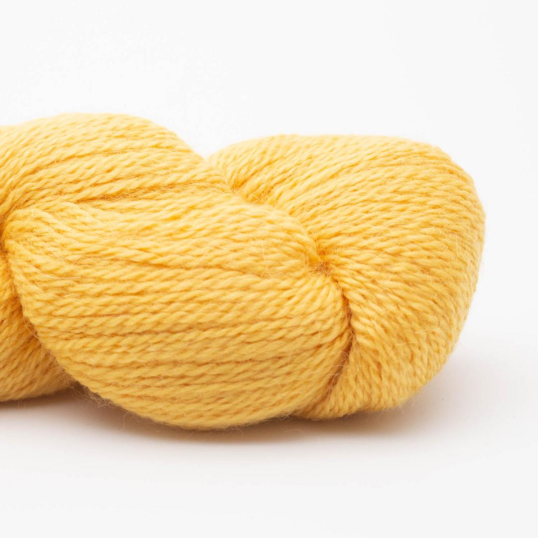 BC Garn Babyalpaca 10/2 yellow