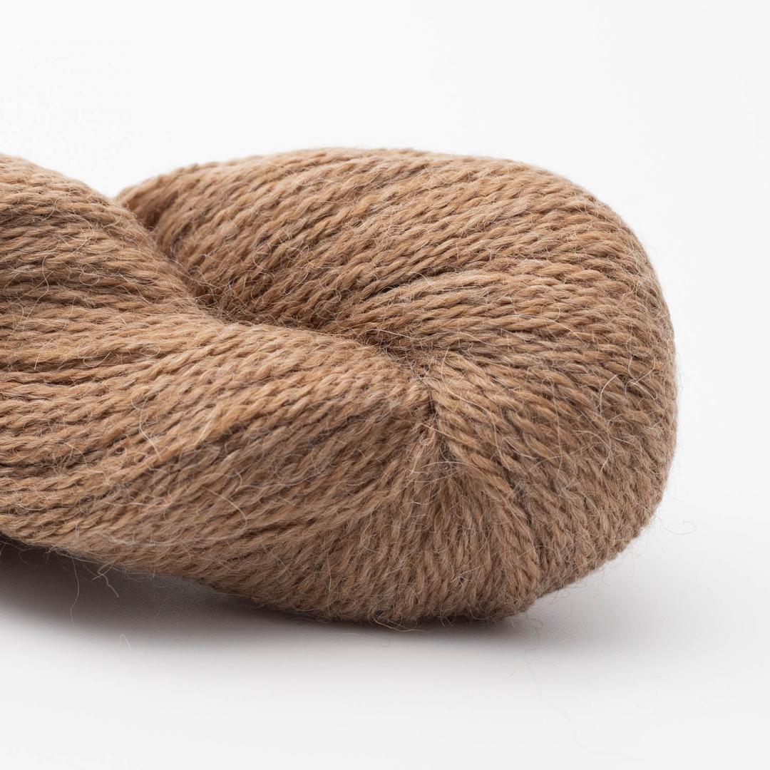 BC Garn Babyalpaca 10/2 nougat (ungefärbt)