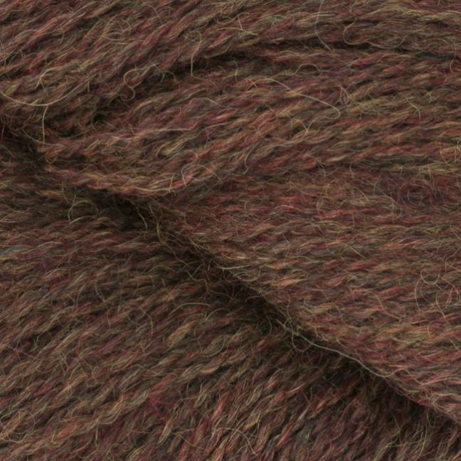BC Garn Babyalpaca 10/2 medium brown
