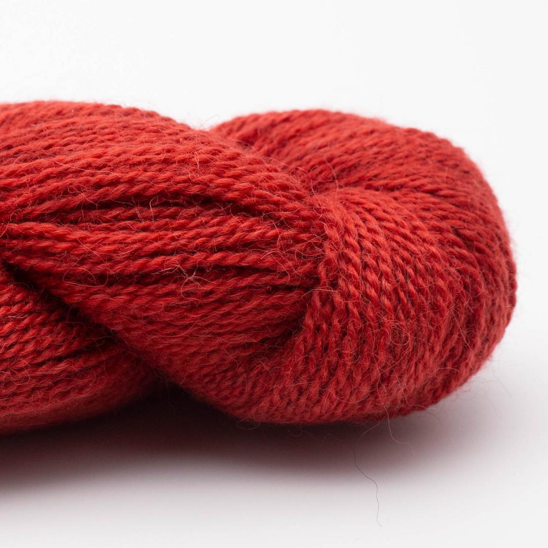 BC Garn Babyalpaca 10/2 brick red