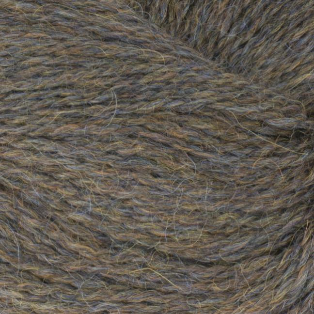 BC Garn Babyalpaca 10/2 earthy heather