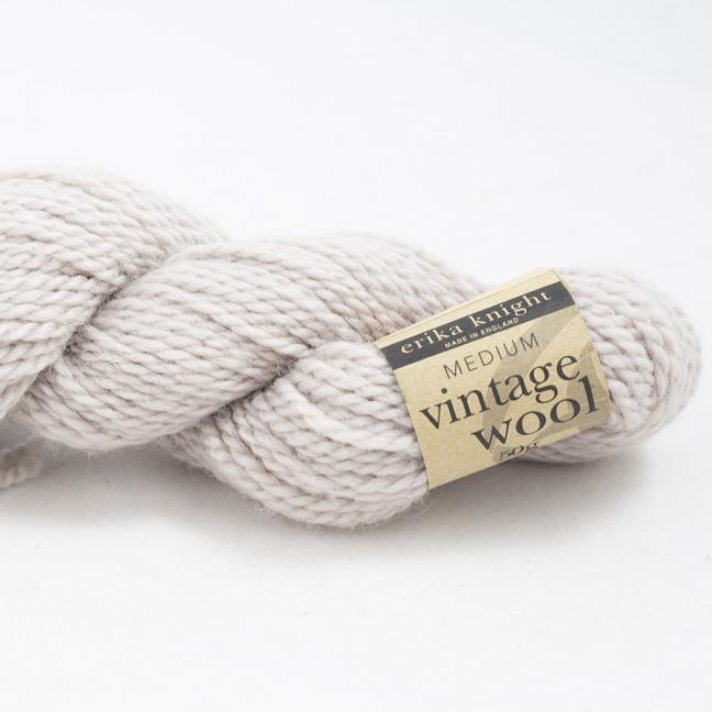 Erika Knight Vintage Wool  Flax