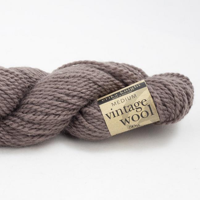 Erika Knight Vintage Wool Milk Chocolate