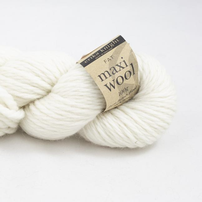 Erika Knight Maxi Wool (100g)  Canvas