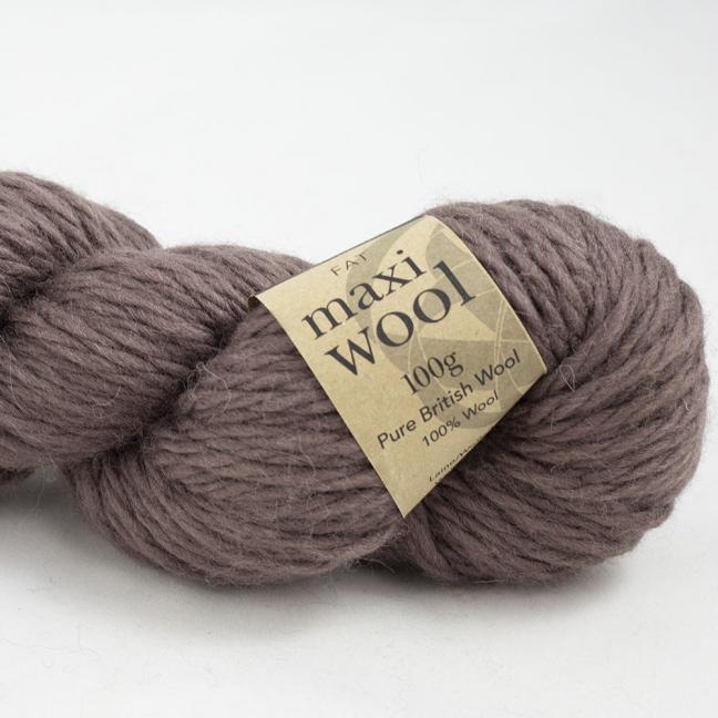 Erika Knight Maxi Wool (100g) Milk Chocolate
