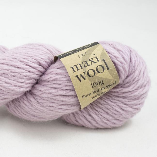 Erika Knight Maxi Wool (100g) Pretty