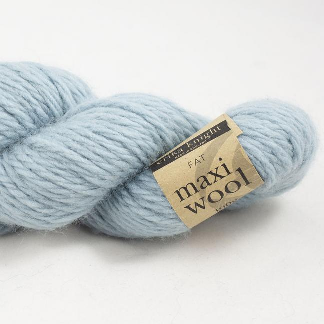 Erika Knight Maxi Wool (100g) Iced Gem