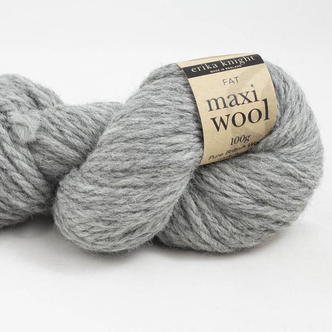 Erika Knight Maxi Wool (100g) Fury