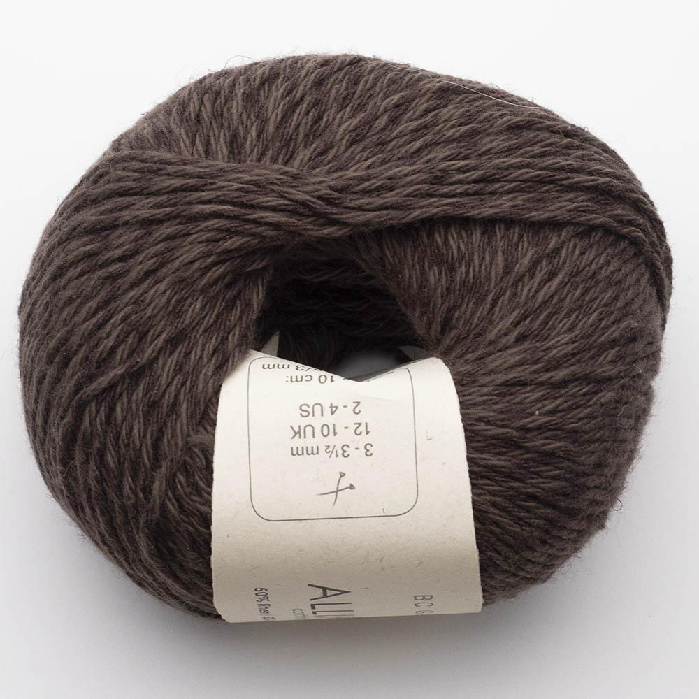 BC Garn BC ALLINO dark brown