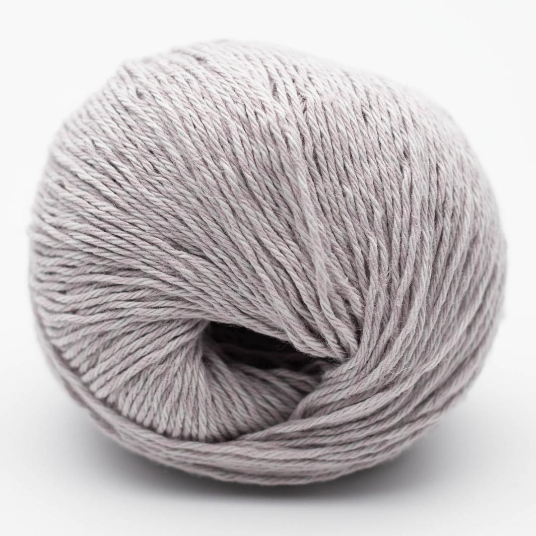 BC Garn Allino Leinen/Baumwolle silber