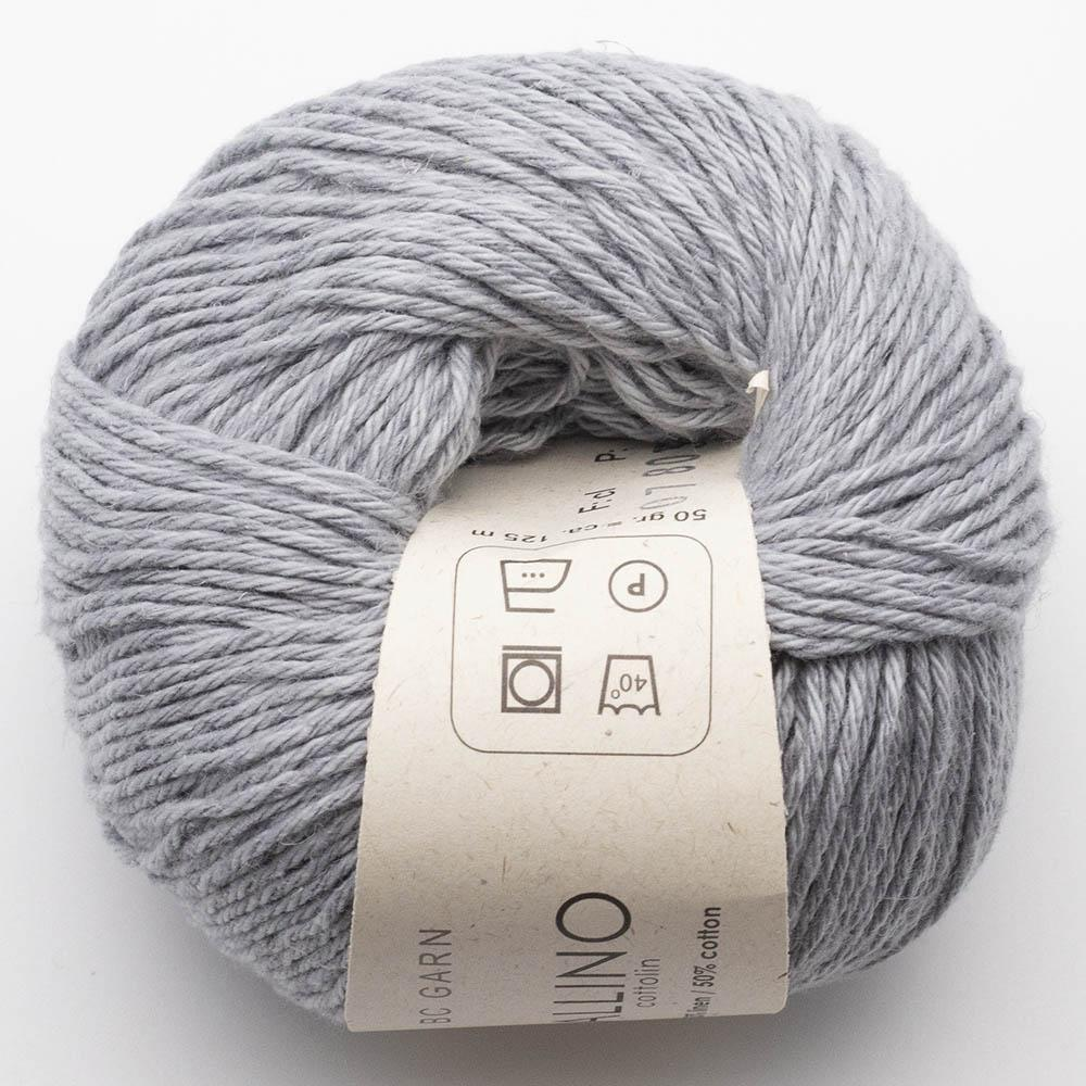 BC Garn BC ALLINO silver grey