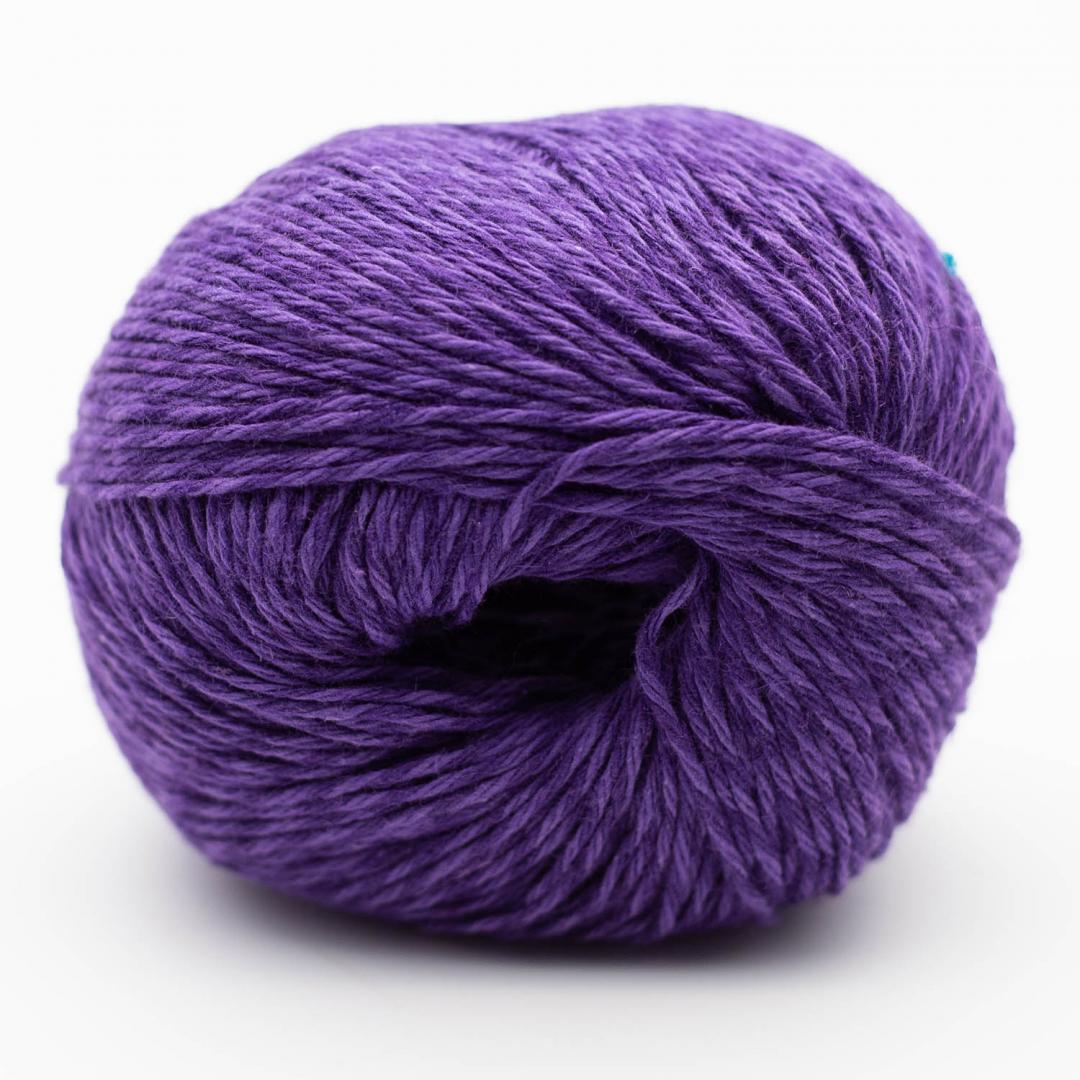 BC Garn Allino Leinen/Baumwolle violett