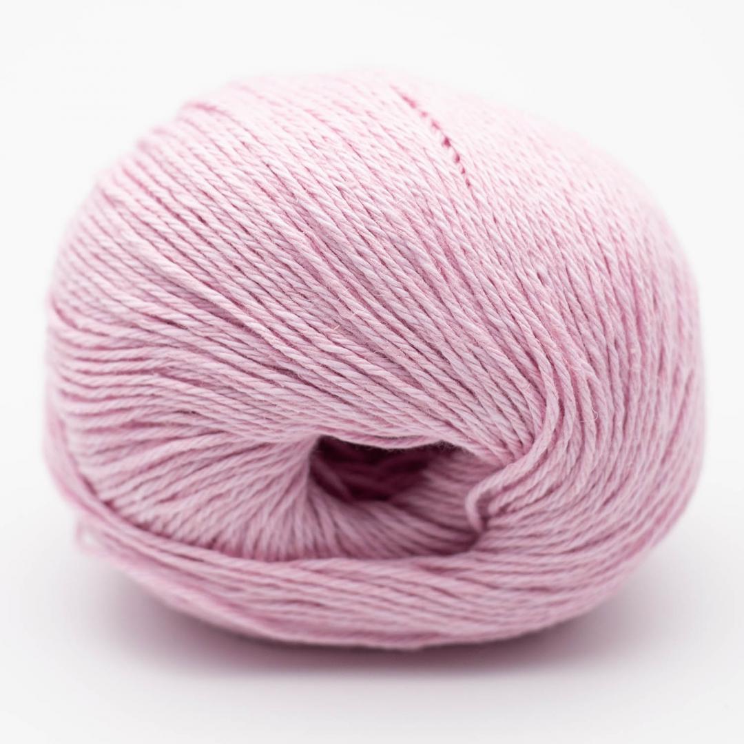 BC Garn Allino Leinen/Baumwolle rosa