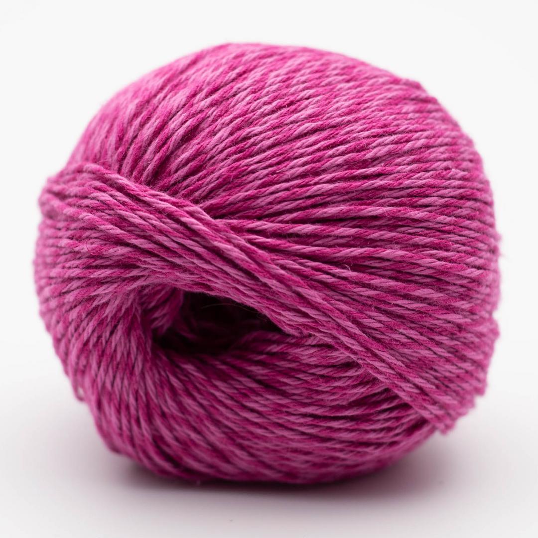 BC Garn Allino Leinen/Baumwolle pink