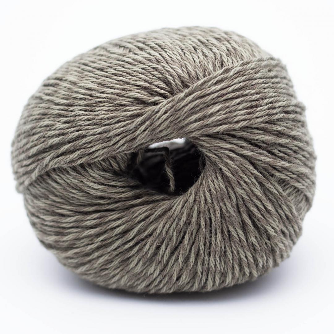 BC Garn Allino Leinen/Baumwolle olivgrün