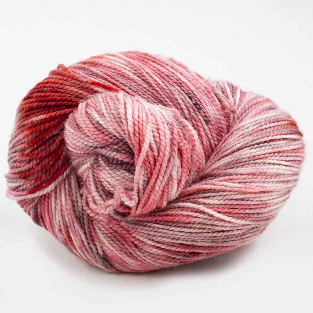 Cowgirl Blues Merino Twist Yarn Farbverlauf (100g) Protea Pinks