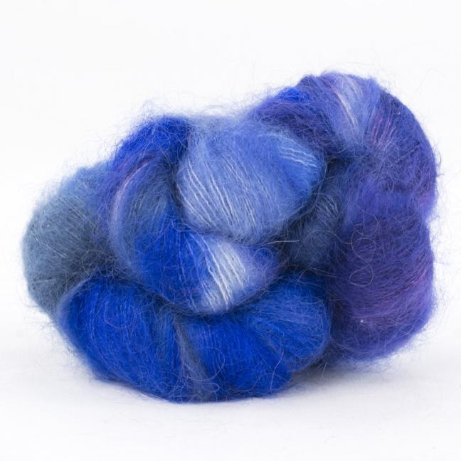 Cowgirl Blues KidSilk Farbverlauf CobaltAirforceBlueberryIced