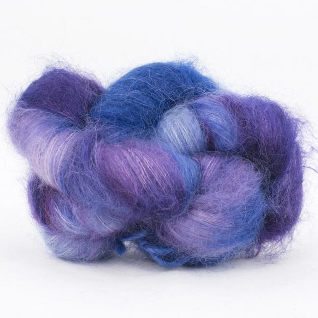 Cowgirl Blues KidSilk Farbverlauf VioletLilacIcedTanzanite