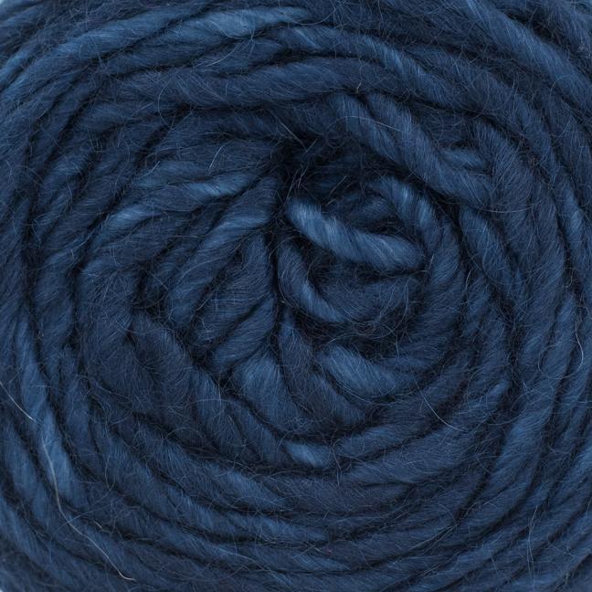 Cowgirl Blues Aran Single (100g) solids Indigo