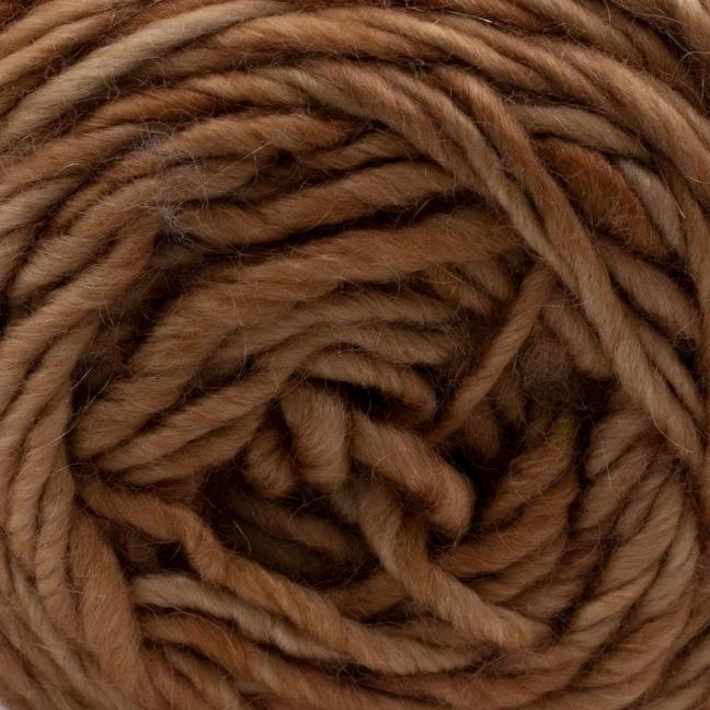 Cowgirl Blues Aran Single (100g) solids Camel