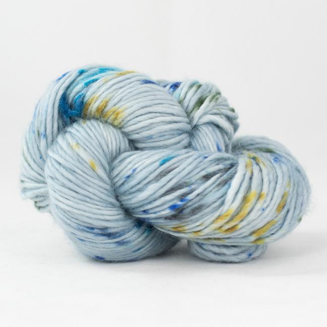 Cowgirl Blues Aran Single Farbverlauf (100g) Ocean Drive