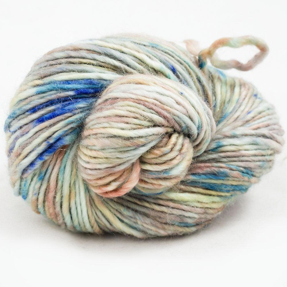 Cowgirl Blues Aran Single Farbverlauf (100g) Shorebreak