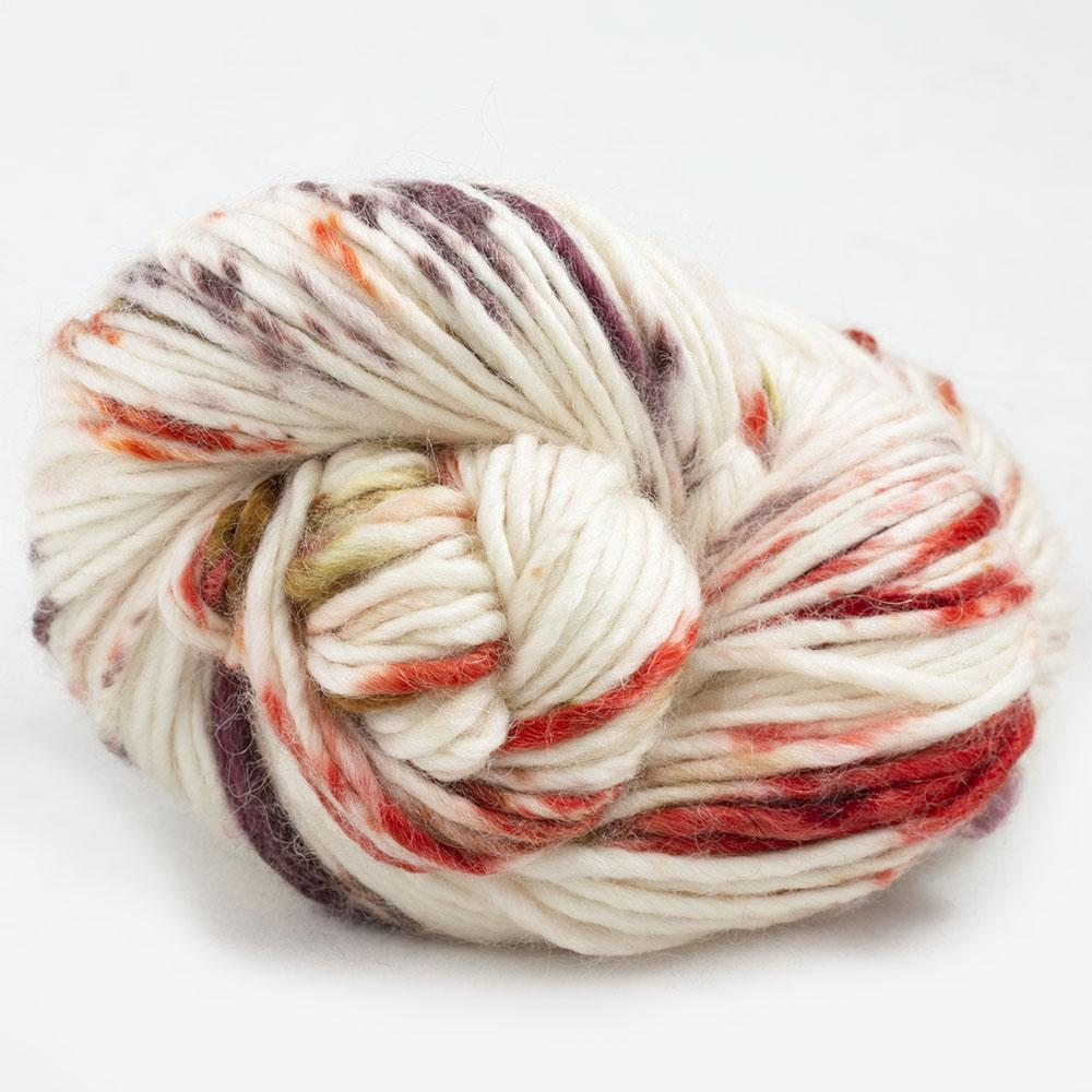 Cowgirl Blues Aran Single Farbverlauf (100g) Peaches and Cream