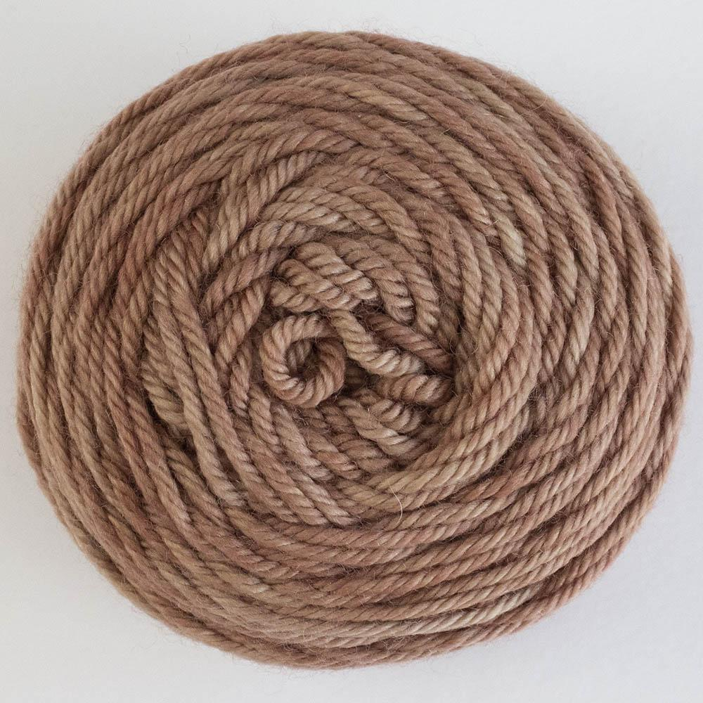 Cowgirl Blues Merino DK solids Terracotta