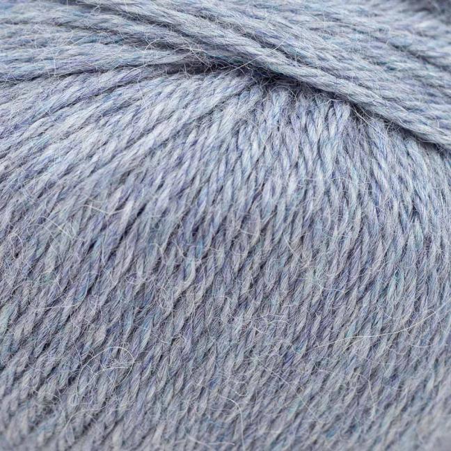 Kremke Soul Wool Baby Alpaca Hellblau melange