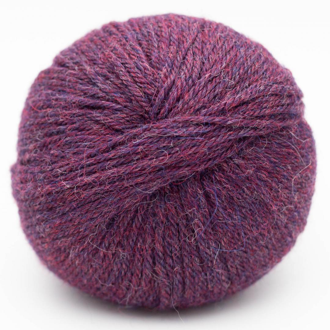 Kremke Soul Wool Baby Alpaca beere_10114