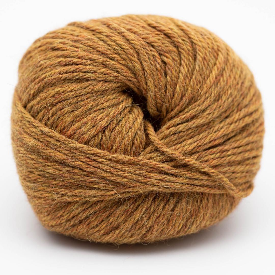 Kremke Soul Wool Baby Alpaca ocker_10119