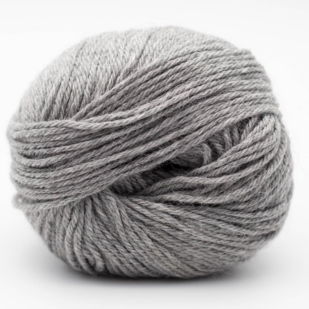 Kremke Soul Wool Baby Alpaca grau_10121