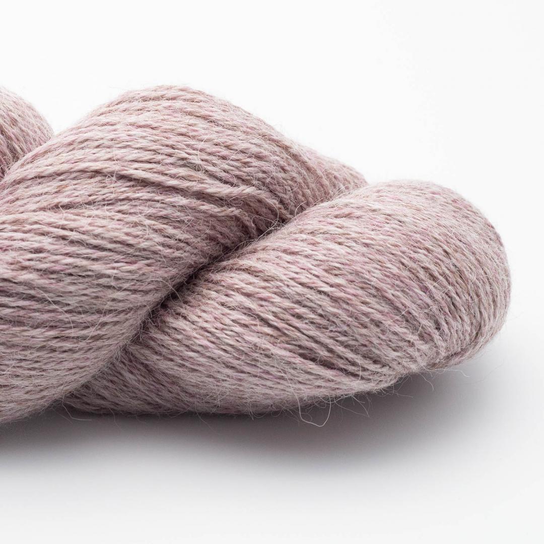 Kremke Soul Wool Alpaka Superfine Fino (100g) Mauve melange