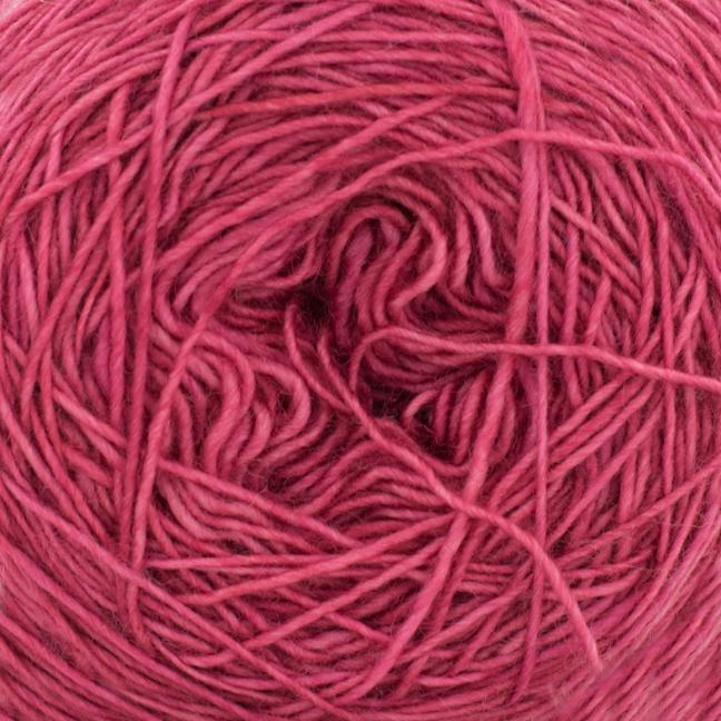 Cowgirl Blues Merino Single Lace solids Dusty Rose