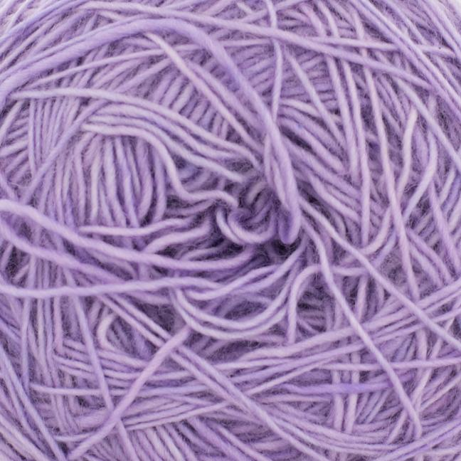 Cowgirl Blues Merino Single Lace solids Lilac