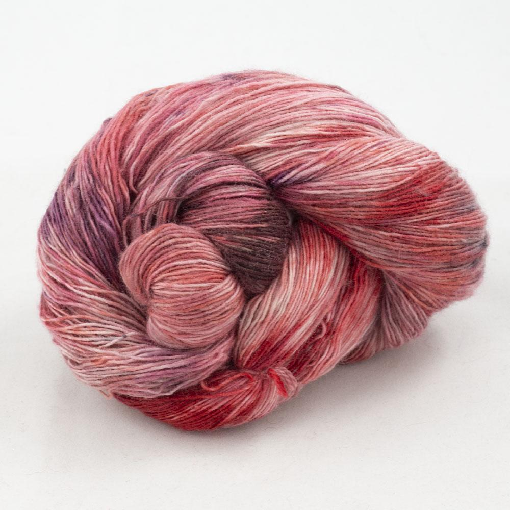 Cowgirl Blues Merino Single Lace Farbverlauf 100g Protea Pinks