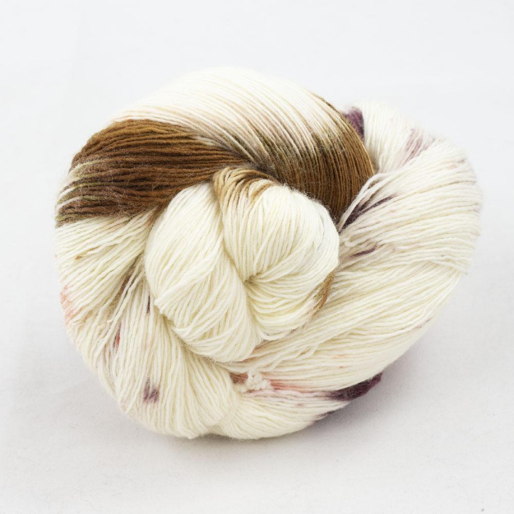 Cowgirl Blues Merino Single Lace Farbverlauf 100g Peaches and Cream